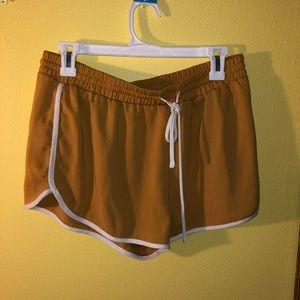 Forever 21 drawstring shorts